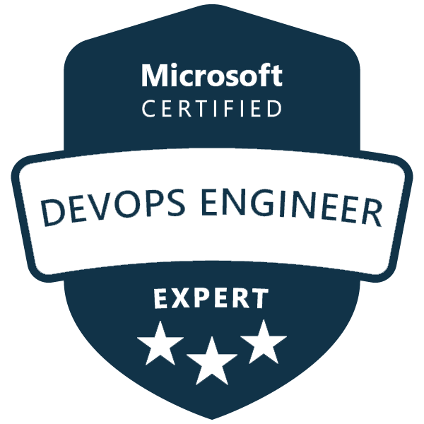 microsoft certified Azure Expert DevOps Engineer