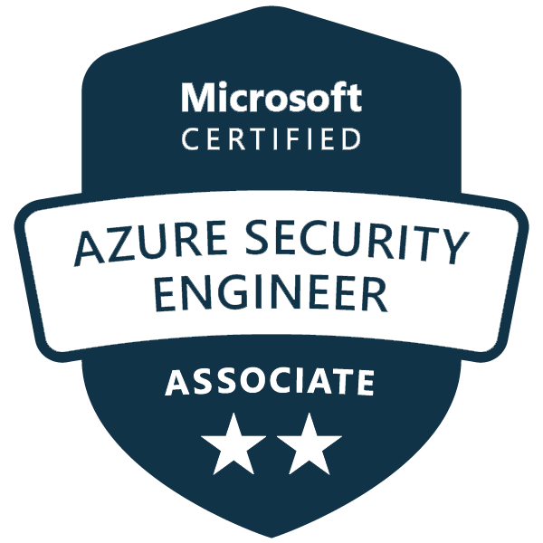 microsoft certified azure security engineer